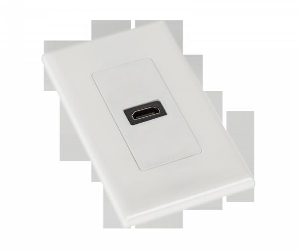 Gniazdo naścienne HDMI