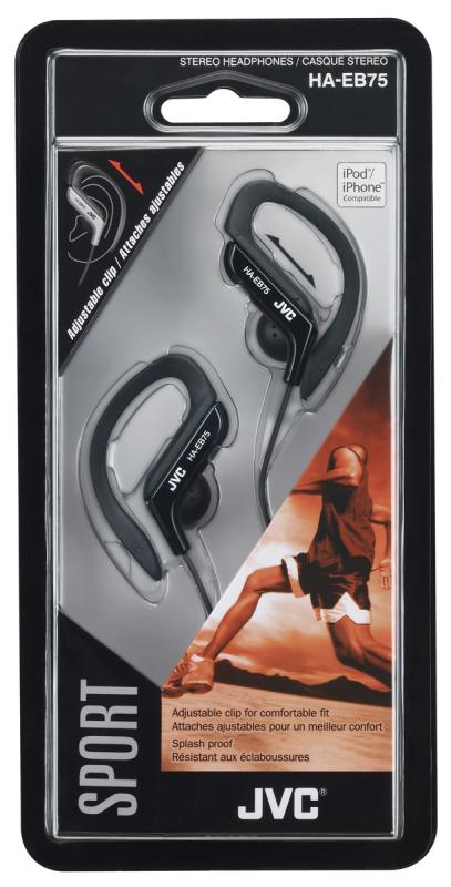 JVC HA-EB75 Słuchawki sportowe za ucho