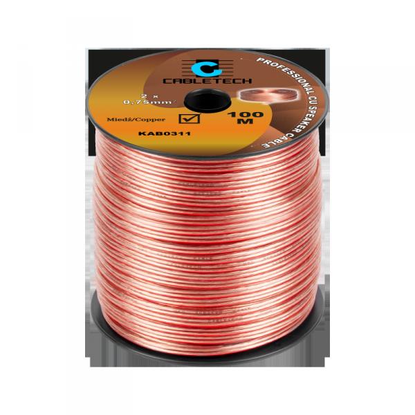 Kabel głośnikowy 0,75mm