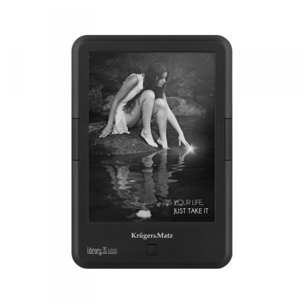 Czytnik E-book Kruger&Matz Library 3S CARTA+