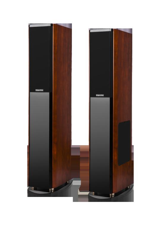 Kolumny głośnikowe Kruger&Matz  Passion, zestaw 2.0