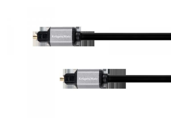 Kabel optyczny 10m Kruger&Matz Basic
