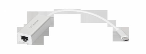 Adapter karta sieciowa USB typu C RJ45 LAN 10/100 Mb