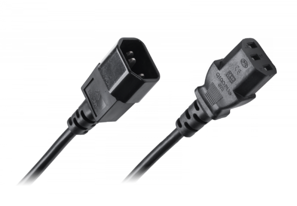 Kabel zasilający AC komputera przedłużacz 1,5m