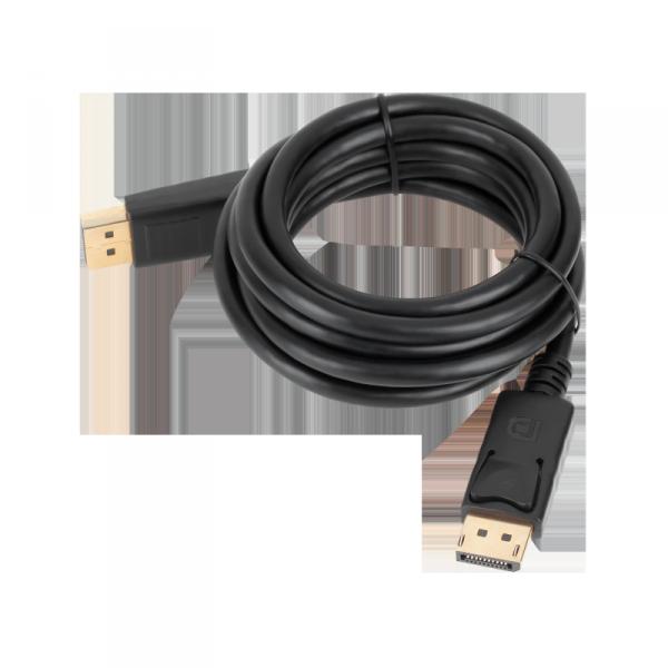Kabel Cabletech DISPLAYPORT wtyk-wtyk 3 m