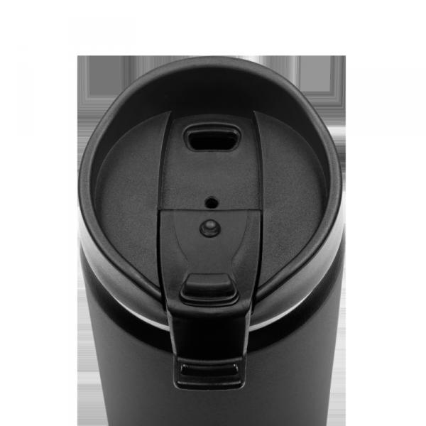 Kubek termiczny TEESA 350ml black