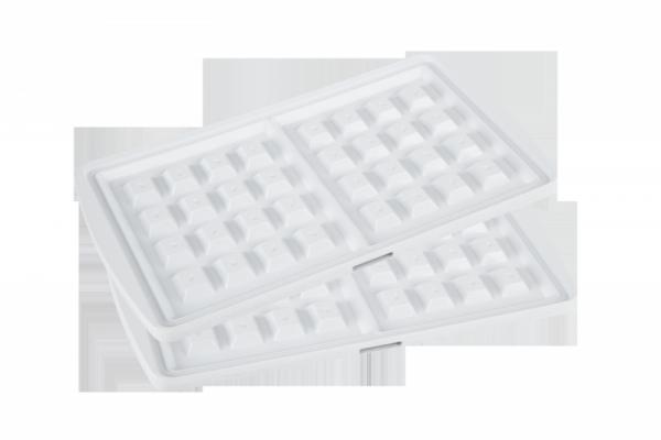 Ceramiczny wkład do opiekacza TEESA / WAFFLE