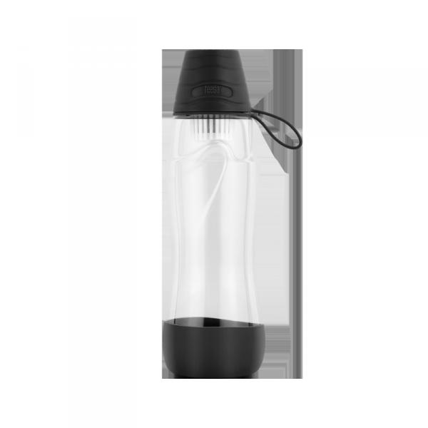 Butelka filtrująca TEESA PURE WATER BLACK