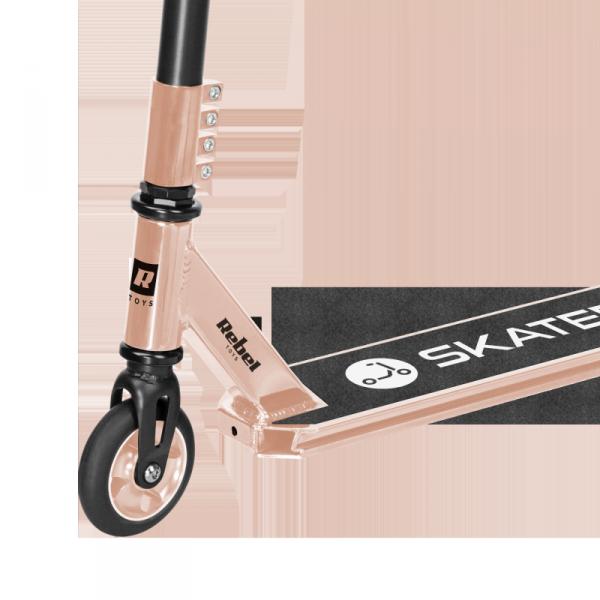 Hulajnoga wyczynowa REBEL SKATER PRO GOLD