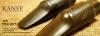Ustnik do saksofonu altowego Kanee New York Vintage Jazz Copper Powder