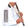 Pasek do klarnetu B/A BG Regular C20E elastyczny