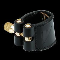 Ligaturka do saksofonu sopranowego Vandoren Leather
