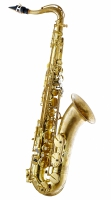 Saksofon tenorowy Forestone bez lakieru, zdobiony, RX rolled tone holes