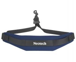 Pasek do saksofonu Neotech Soft Navy Regular