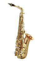 Saksofon altowy LC Saxophone A-702CL clear lacquer