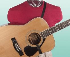 Pasek do gitary klasycznej Neotech Simple Sling