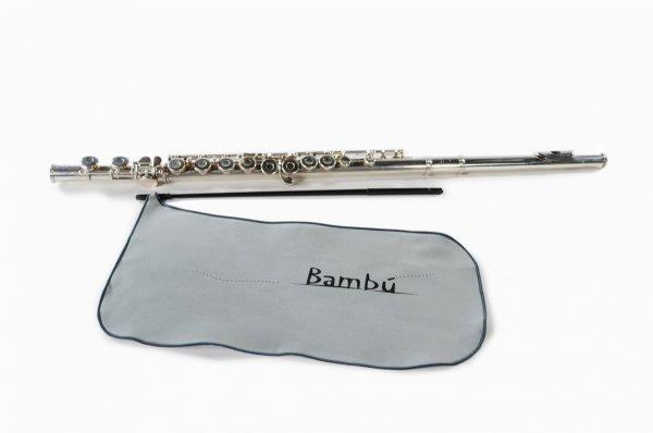 Wycior z mikrofibry do fletu poprzecznego Bambu PL02