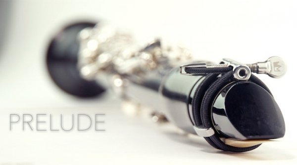 Ligaturka do saksofonu tenorowego Silverstein Prelude/Original T