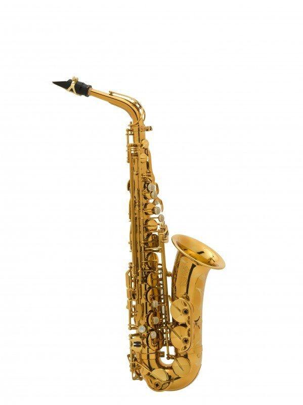 Saksofon altowy Henri Selmer Paris Reference 54 DGG dark gold lacquer