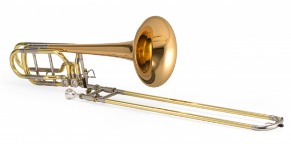 Puzon basowy Bb/F/Gb/D XO 1240RL rose brass