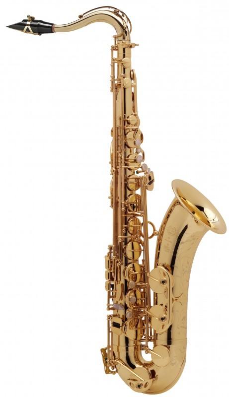 Saksofon tenorowy Henri Selmer Paris Super Action 80/Serie II GG gold lacquer