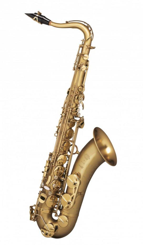 Saksofon tenorowy Henri Selmer Paris Serie III BGG GO brushed gold lacquer