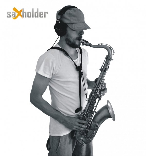 Szelki Jazzlab Sax Holder XL