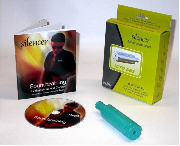 Tłumik do ustnika Jazzlab Silencer