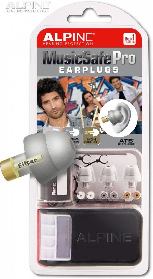Zatyczki do uszu Alpine Music Safe Pro