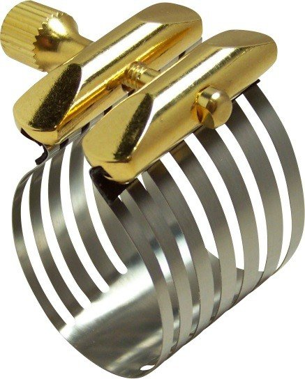 Ligaturka do saksofonu altowego Rovner Platinum