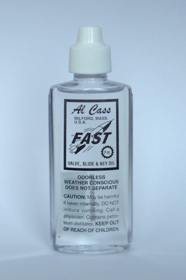 Oliwka do wentyli tłokowych, krąglików i mechaniki Al Cass Fast