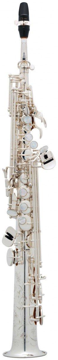 Saksofon sopranowy Henri Selmer Paris Serie III AG silver plated