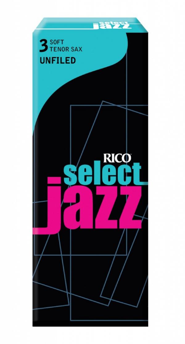 Stroiki do saksofonu tenorowego Rico Select Jazz