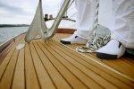 Ochrona powierzchni drewnianych na zewnątrz.