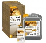 Pallmann Pall-X 98 Gold lakier dwuskładnikowy wodny
