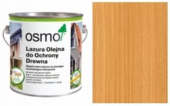 Osmo Lazura Olejna do Ochrony Drewna 702 modrzew 0,75 l