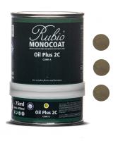Olej Rubio Monocoat Oil 2C Plus 350 ml Ash Grey