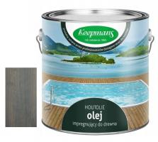 Olej Koopmans Houtolie 5 L szary skandynawski 060