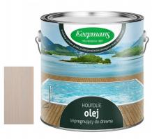 Olej Koopmans Houtolie 2,5 L szary sardyński 020