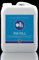 Szpachlówka Oli-Aqua Fix Fill do wypełniania fug między klepkami parkietowymi 1 L