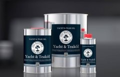 Oli - Natura Yacht & Teaköl olej do tarasów 3 litry TEAK