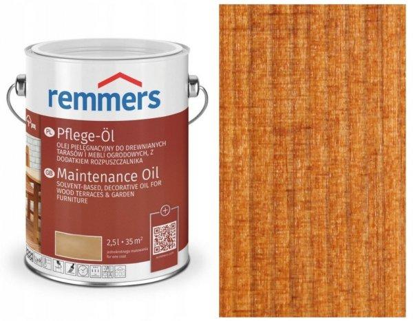 Olej tarasowy Remmers Pflege-Ol opak. 2,5L DAGLEZJA
