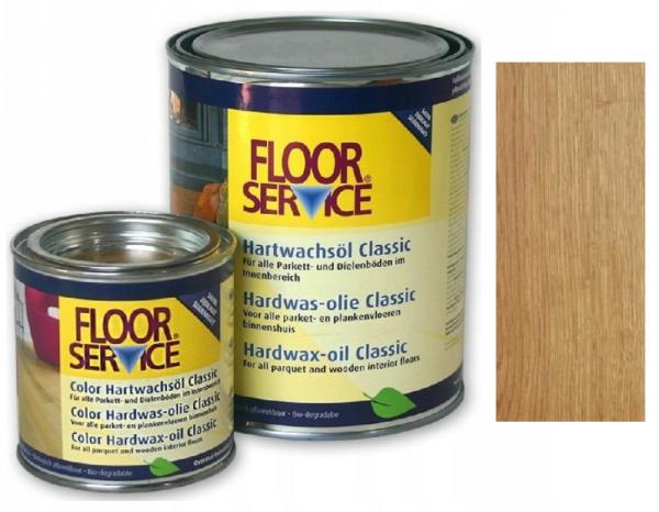 Wosk Twardy Olejny  Floor Service NATURIO opak. 1 L