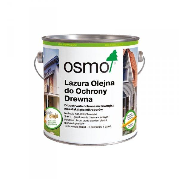 Osmo Lazura Olejna do Ochrony Drewna 700 opak.  2,5 L (sosna)