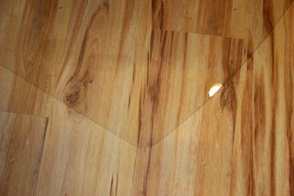 Mata ochronna krystaliczna z poliwęglanu (120x120 cm) EXTRAGRUBA