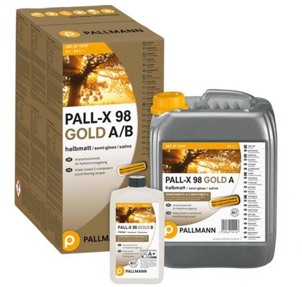 Lakier dwuskładnikowy Pallmann PallX-98 Gold