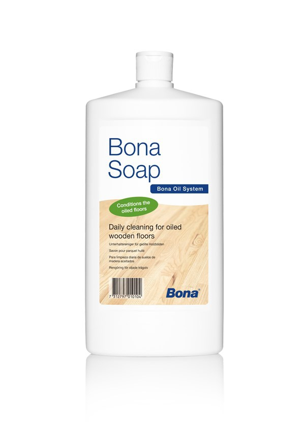 Bona Soap mydło do podłóg olejowanych opak. 1 L