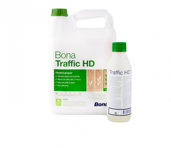 Lakier Bona Traffic HD pólmat 4,95L