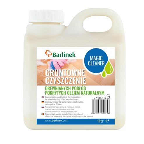 Barlinek Magic Cleaner intensywny zmywacz
