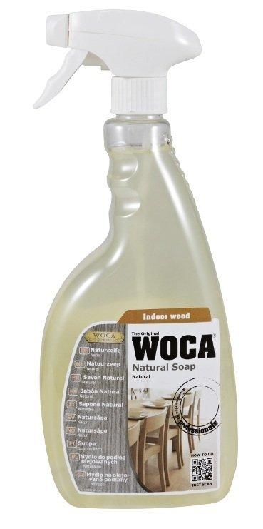 Woca mydło naturalne spray (0,75 L)